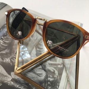 Lucky Brand Retro Sunglasses
